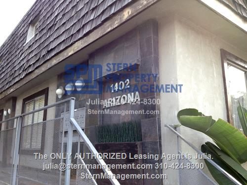 Property for rent 1402 Arizona Ave.