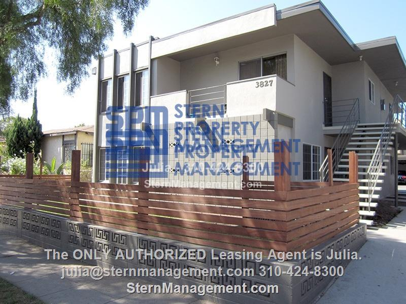 Apartment For Rent In Culver City 3827 Girard Ave 4