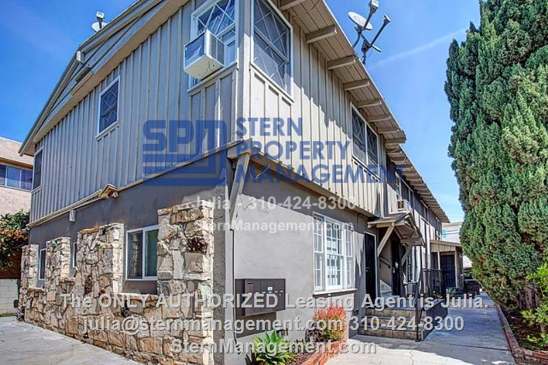 apartment for rent in west los angeles 1532 s bundy dr b los