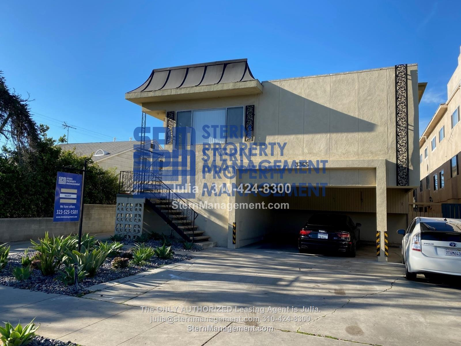 apartment for rent in palms 3365 keystone avenue 10 los angeles