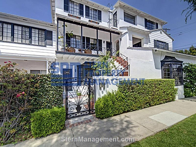 Apartment For Rent In Beverly Hills 363 South Crescent