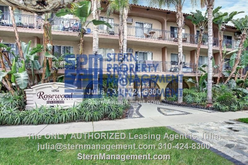 Apartment For Rent In Palms 10760 Rose Ave 101 West